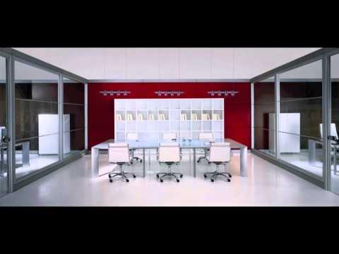 SCRIVANIA DIREZIONALE KONO by Office Milano