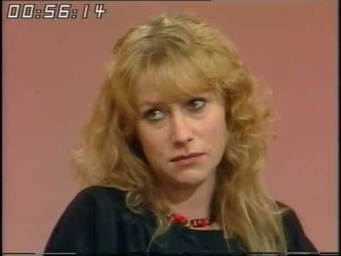 Helen Mirren Interview - Afternoon Plus - Thames TV