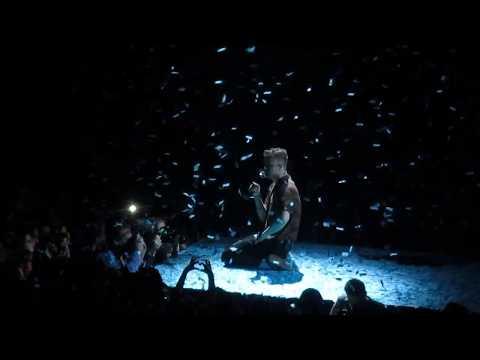 Imagine Dragons - It's time + speech - Evolve Tour - Amsterdam - 19-02-18