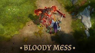 Pathfinder: Kingmaker - Bloody Mess DLC Trailer