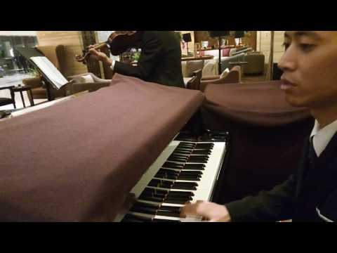 Seperti Yang Kau Minta Piano & Violin Cover