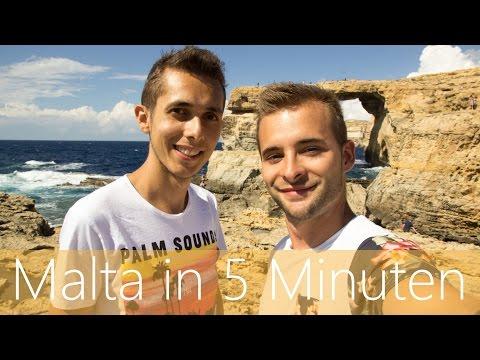 Malta in 5 Minuten | Reiseführer | Die besten Sehenswürdigkeiten