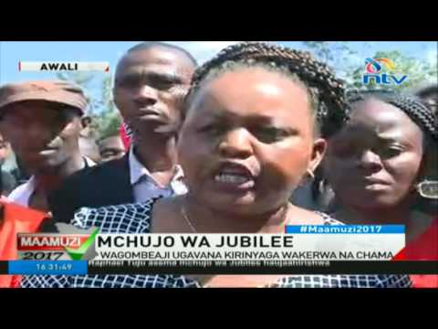 There will be no voting in Kirinyaga until party supplies enough ballot papers- Anne Waiguru