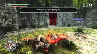 X-Blades Gameplay - 1080p, 60fps
