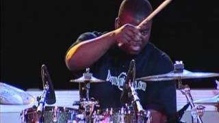 Chris Coleman: DRUM SOLO