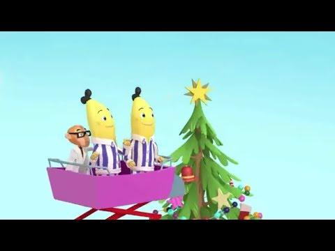 Christmas Tree - Bananas In Pyjamas Full Episode - Puddle Jumper Children's Animation