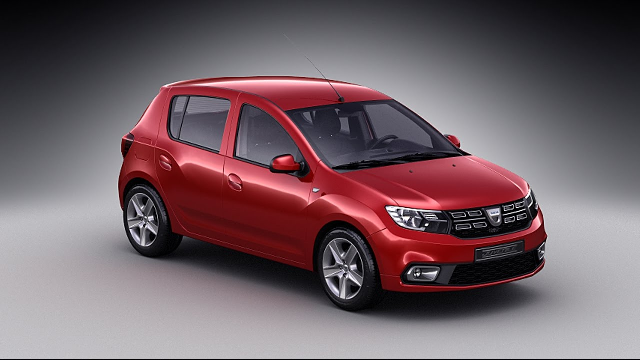 Dacia Sandero/Logan facelift 2016 Paris - First Official Look - YouTube  |Dacia