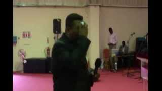 "Rev. Bernard Blessing: "" I am bad but Blessed"" @ Resurrection Power and Living Bread Ministries"