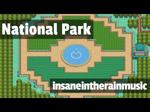 National Park - Pokémon GSC | Jazz Cover