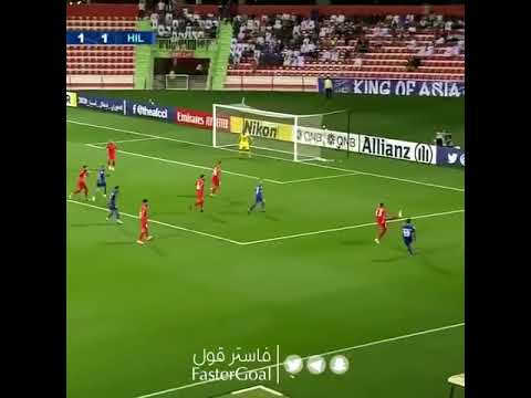 هدف قوميز الثاني على شباب اهلي دبي💙👑. - YouTube