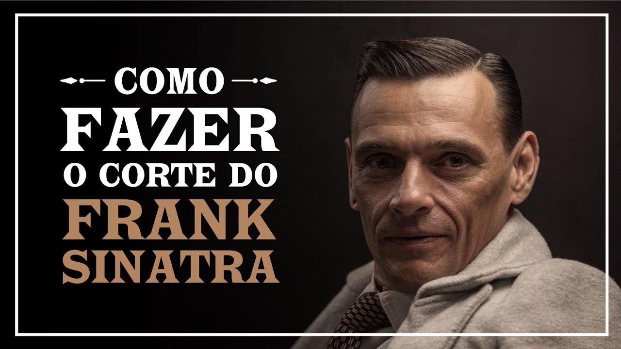 Como fazer o corte do Frank Sinatra - QOD Barber Shop
