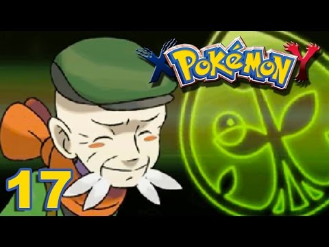 Pokémon Y #17 : QUATRIÈME BADGE !