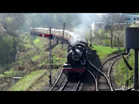 SEVERN VALLEY RAILWAY OPEN HOUSE WEEKEND 08/04/2017
