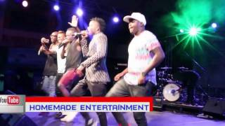 SAUTISOL & WILLY PAUL PERFORMING FANYA