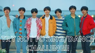 BTS (방탄소년단) -Try Not to Sing/Dance Challenge (IMPOSSIBLE)