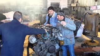 MAN F90 MOTORU ÇALIŞTIRMA