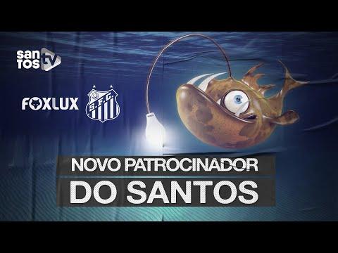 CONHEÇA O NOVO PATROCINADOR DO SANTOS, O GRUPO FOXLUX