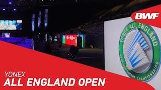YONEX All England Open | Promo | BWF 2020