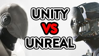 Unity VS Unreal Engine 4 | Which Engine Is Right For You?