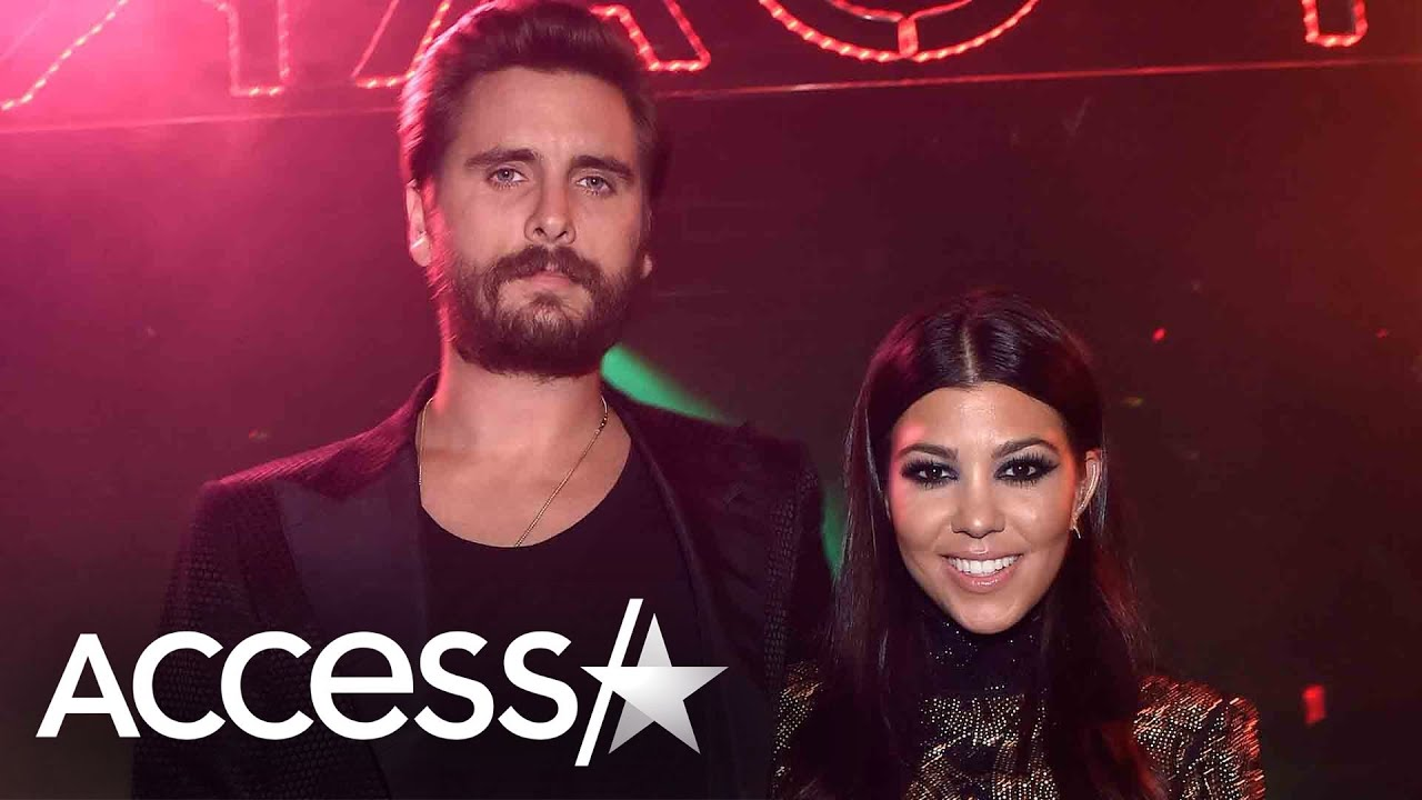 Kourtney Kardashian Gets Told By Scott Disick That He'll Marry Her Right Now