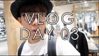 京都 大阪vlog day 03   錦市場 買老帽