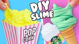 3 EASY DIY INSTAGRAM SLIME! How To Make Slime