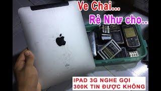 Mua Ipad ve chai 350k, giá rẻ thúi mà hốt được hàng ngon iPad 検索動画 16