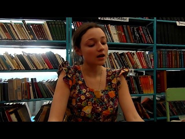 Изображение предпросмотра прочтения – ЭмилияЭль-Жабор читает произведение «Маша и медведь» (Русский фольклор )