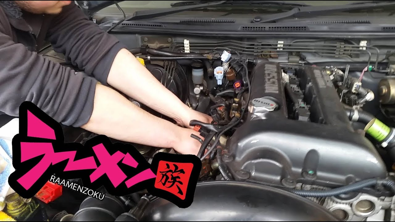 hight resolution of how to take off sr20det intake manifold