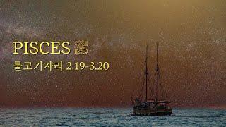 """❤️물고기자리 - """"미러링"""" 8.23-29 #8월별자리운세 #상대방속마음 #관계흐름 #재회…"""
