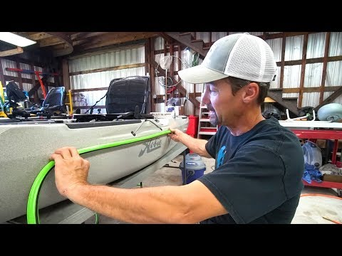 CHEAP Kayak Hull