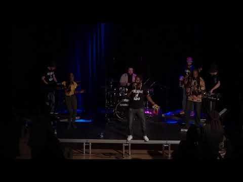 AFROKAN - REALITY DAY -  CONCERT LIVE KEN SARO WIWA