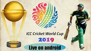 Live cricket    How to watch live cricket    Icc world cup 2019 live streaming on mobile screenshot 1