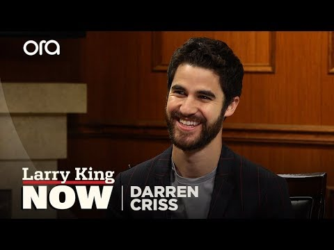 'Hedwig and the Hangry Itch': Larry remixes Darren Criss's starring Broadway role