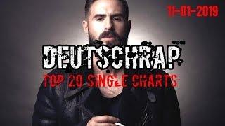 TOP 20 DEUTSCHRAP CHARTS ♫ 11. JÄNNER 2019