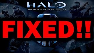 HALO MCC IS BEING FIXED AND BROUGHT TO XBOX ONE X!!