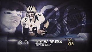 #30 Drew Brees (QB, Saints) | Top 100 Players of 2015