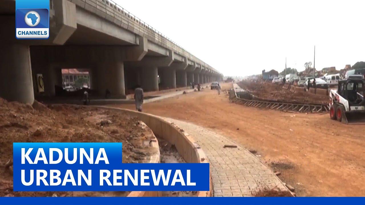 Download El-Rufai Assures Of Speedy Completion Of Kawo Bridge
