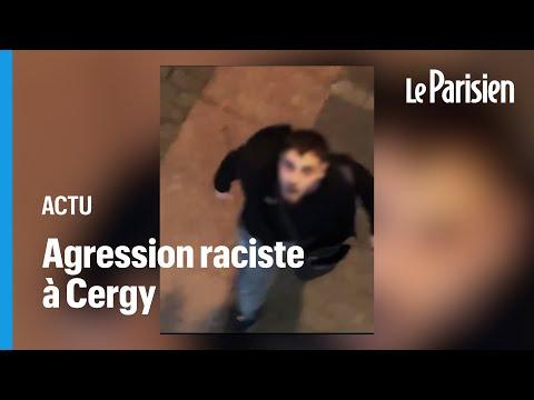 Cergy : les images des injures racistes d'un homme devant le restaurant le Brasco