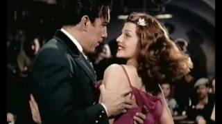 Rita Hayworth Sway Dancing