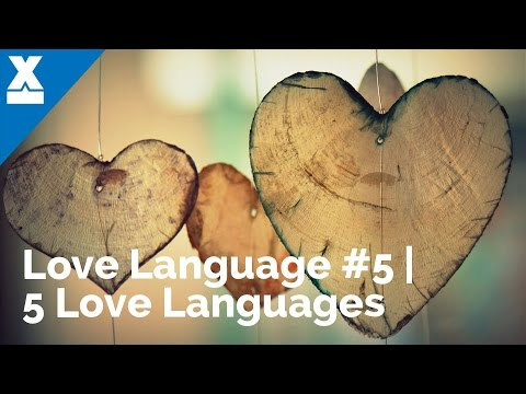 Learning the Fifth Love Language: Physical Touch | 5 Love Languages #6