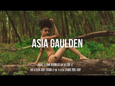 Model Video Shoot - Asia Gaulden (Fashion Videography)