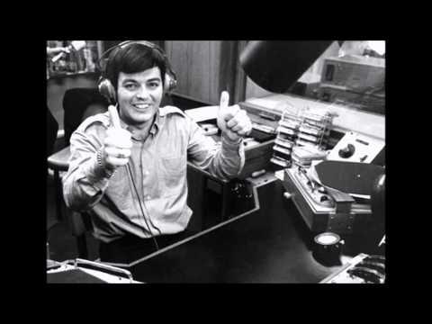 Tony Blackburn Radio 1 opening show