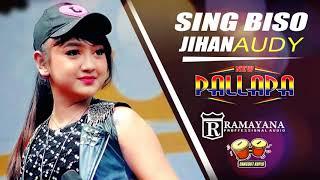 Gambar cover SING BISO JIHAN AUDY  NEW PALLAPA 2018