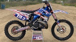 Insane Project TM300 2stroke - Motocross Action Magazine