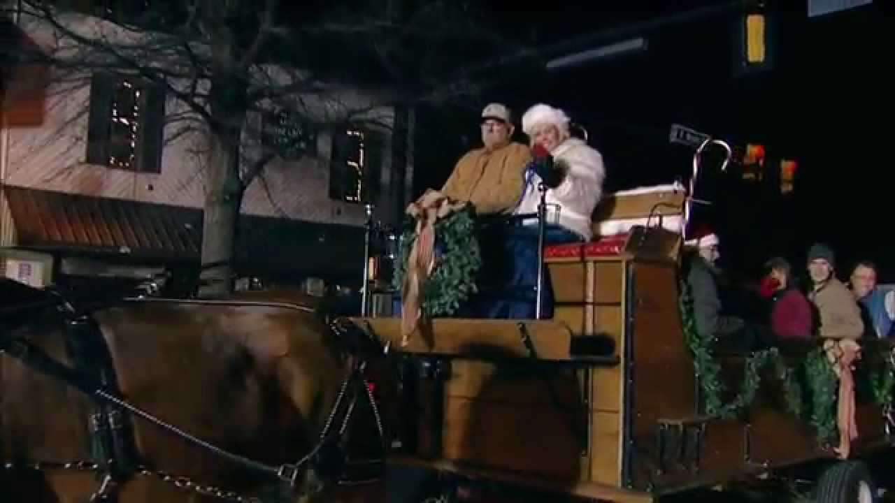 Cookeville Christmas Parade 2014 - YouTube