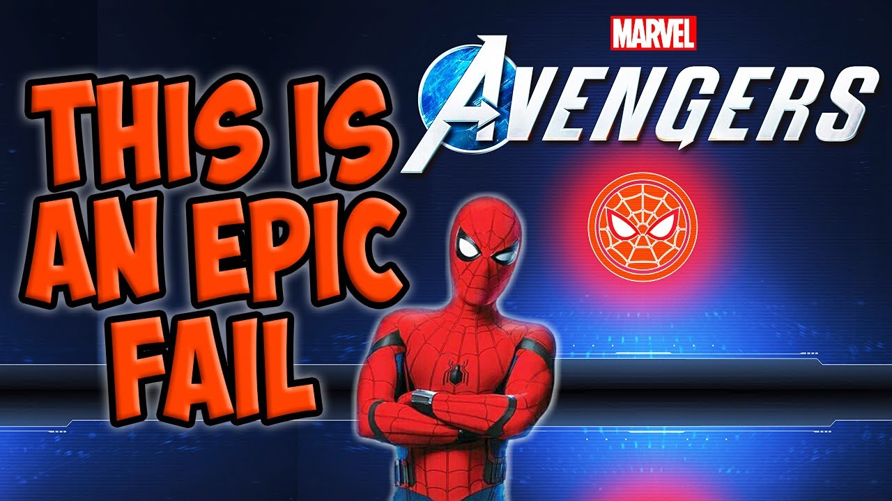 Marvel's Avengers PlayStation Exclusive Spider-Man DLC Is Pretty Stupid