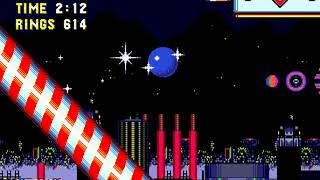 [TAS] Sonic 3 & Knuckles - Sonic + Tails Ring-Attack - Carnival Night ACT 2 Improved [Wip 37]