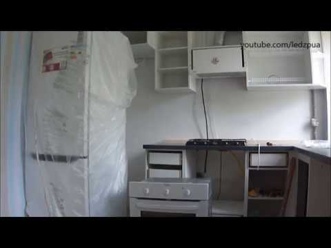 видео: Электропроводка в кухне.