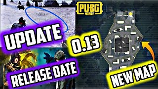 Pubg Mobile Update 0.13 Release date and New Map